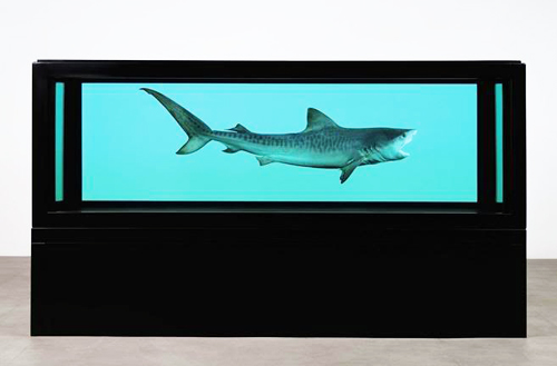 damien-hirst-the-kingdom-2008-tiger