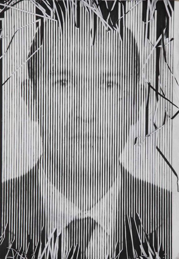 Lex Sten Stencil poster | DRAGO Edizioni