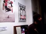 Ziguline Poster Edition opening at Mondo Bizzarro Gallery
