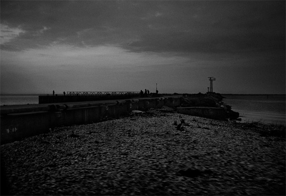 The Pier / courtesy Nils Petter Löfstedt