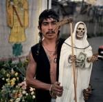 "Immagine del film ""La Santa Muerte"""