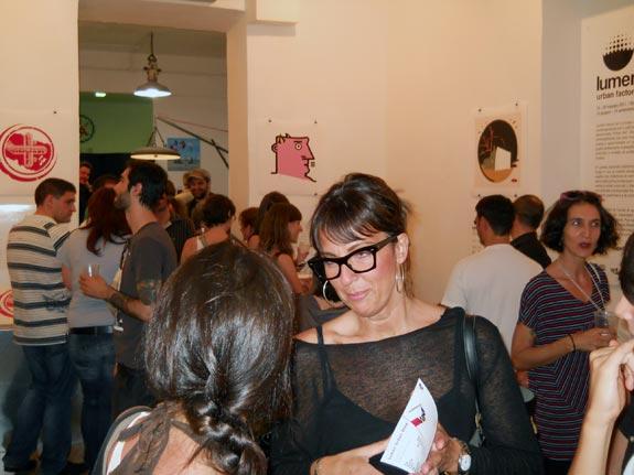 Lumen Urban Show - galleria Wunderkammern - Roma