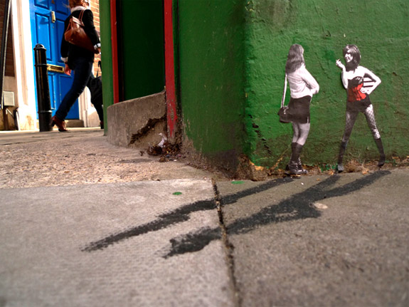 Putitas di Pablo Delgado