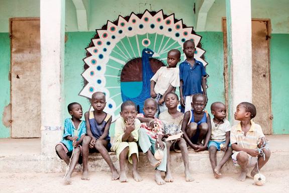 TIKA / WIDE OPEN WALLS / GAMBIA
