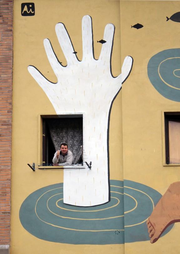 Agostino Iacurci per Outdoor