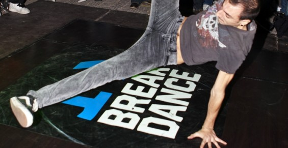 Breakdance - Napoli Converse Block Party