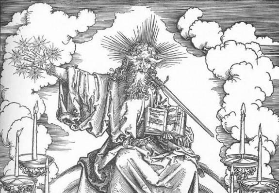 Apocalisse - Visione di San Giovanni - Durer