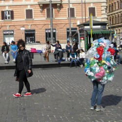 litterbug piazza risorgimento