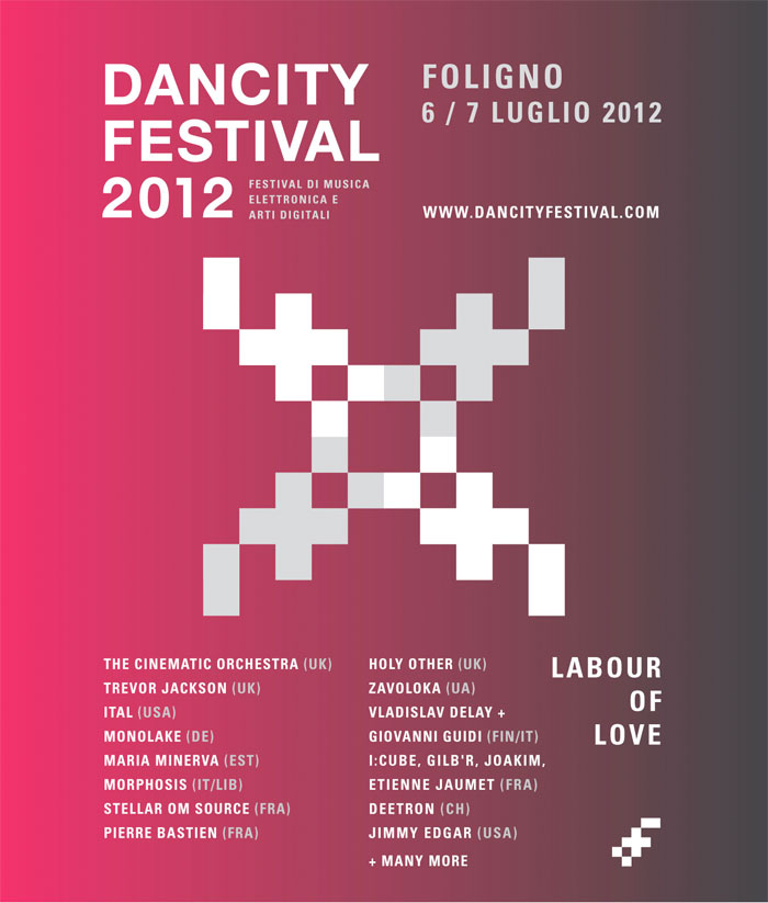 Dancity Festival 2012 // Labour of Love