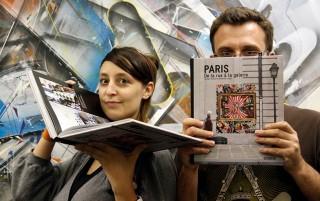 Samantha Longhi e Nicolas Chenus (via Cyclonesmag.fr)