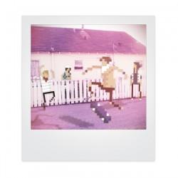 Pixels and Polaroids, Jherin Miller