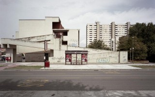 Gabriele Basilico, Brescia, 2010, pure pigment print, 60x80 cm