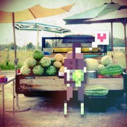 Jherin Miller, Pixels and Polaroids
