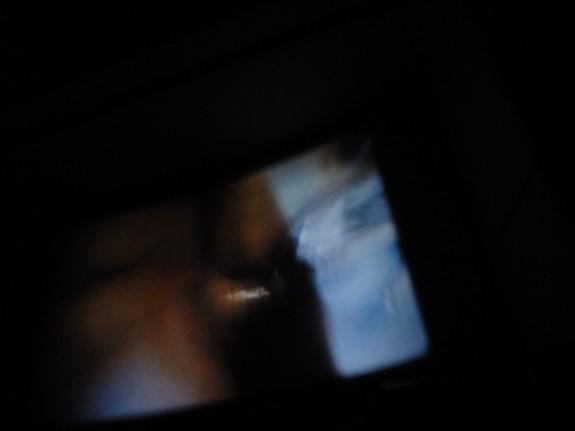 Interno della sala durante la proiezione di Serenata Sensuale, Cinema Ulisse