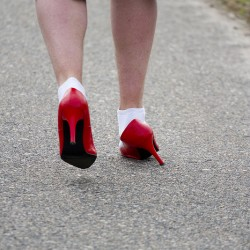 Walk a Mile in Her Shoes - Bemidji, MN, USA