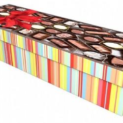 Chocolate box 1 square casket (2)