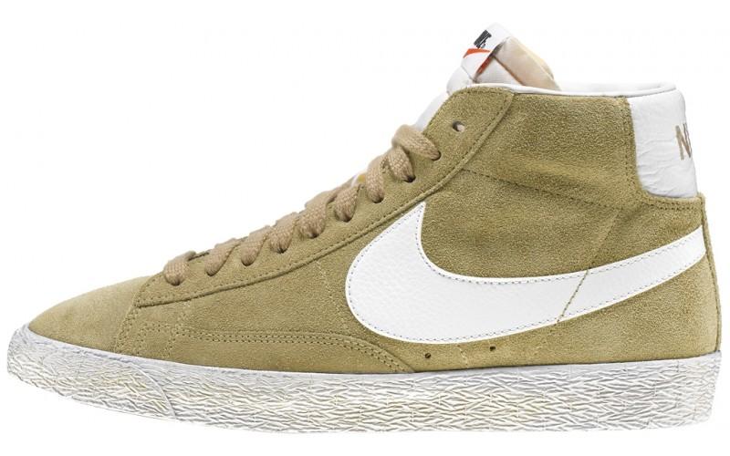 low priced 0b37a 41e98 Nike Blazer Verde Militare