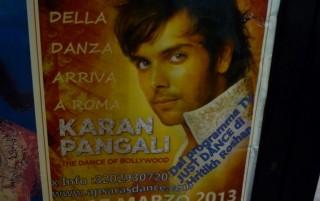 karal pangali, dance of bollywood