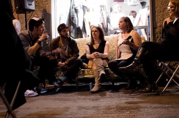 ziguline intervista Jessica Stewart - foto di Mario Covotta