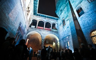 Palazzo Re Enzo - courtesy Robot