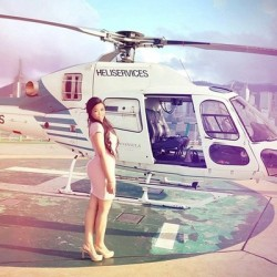 arriving to my party in style by vo_lisa