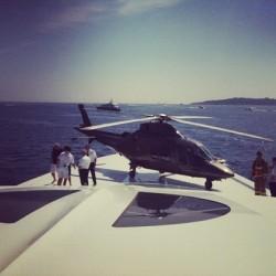 Chopper on deck! by soicysononikeboy