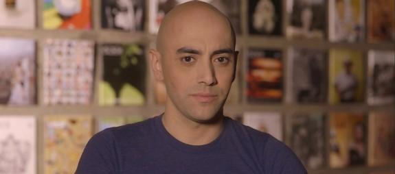 Andrea Rasoli, direttore di Vice Italia