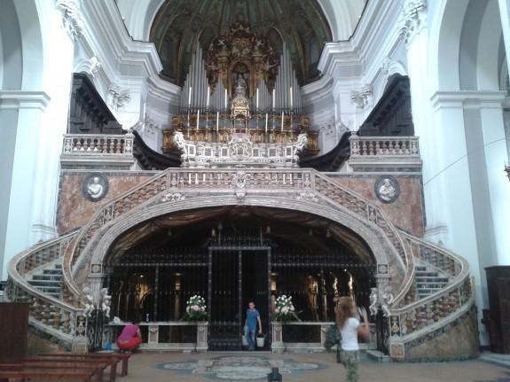Chiesa di Santa Maria alla Sanità anche detta Chiesa di San Vincenzo alla Sanità
