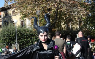 Lucca Comics 2014 - foto di Virginia Cardinale
