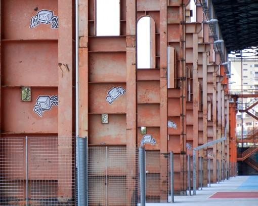 Aracno-tv-phobia, Torino 2014