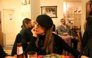Fermare il tempo con le parole -Cafè Books, Berlin