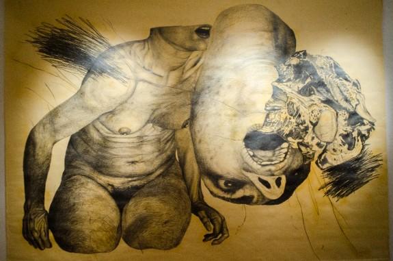 Della mia carne di Nicola Alessandrini - foto di Mario Covotta - ziguline