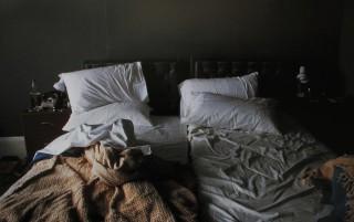 Nan Goldin Empty beds Lexington Massachussetts 1979