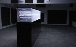 Frequencies Light, Nicolas Bernier