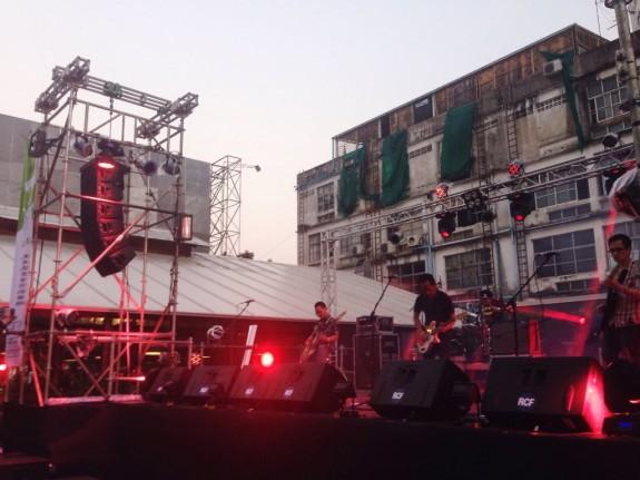 Music Festival Day