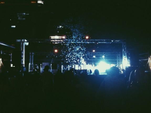 Music Festival Night