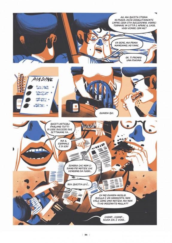 B Comics - Mattia Moro