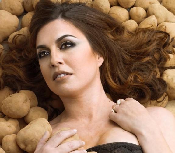 """Elena Borghi """"Braccia rubate all'agricoltura"""" - ph. Elena Datrino"""