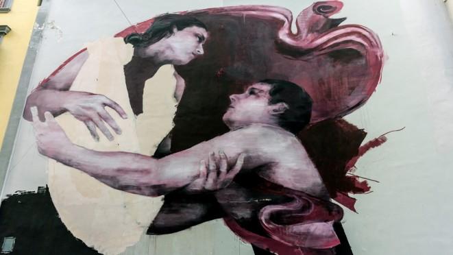 Work in progress Bosoletti, Chiesta di Santa Maria alla Sanità