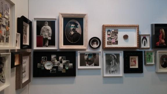 Quadreria 9, Alfred Drago Rens, Galleria L'Affiche