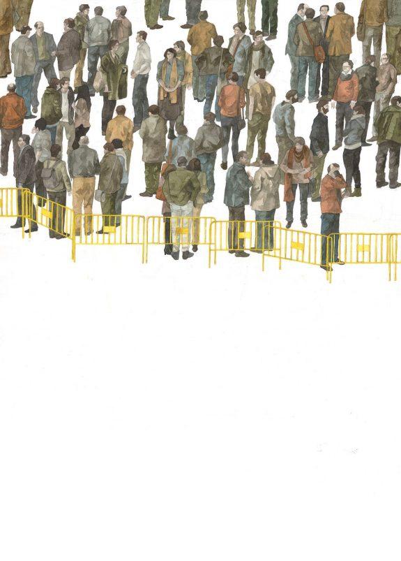 Delimitacion del espacio publico