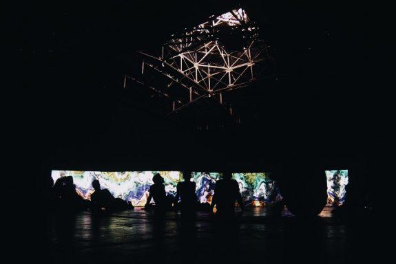 Sònar installazioni - credits Laura Schettino