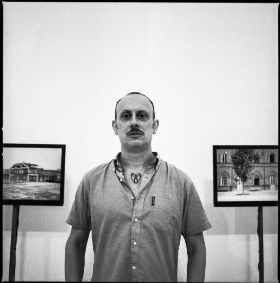 Gianluca Gozzi, foto di Matteo Bosonetti