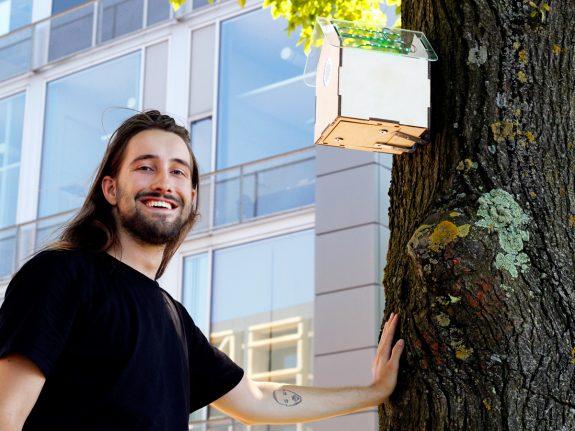 Tree-Wi-fi di Joris Lam