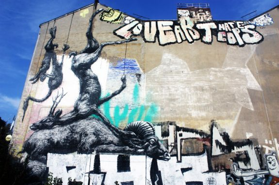ROA, ph. Spencer Elzey (from Brooklyn Street Art)
