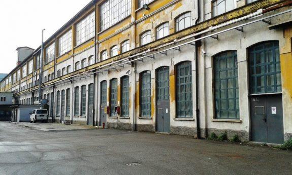 Archeologia Industriale Laboratori Teatro alla Scala Ex Ansaldo - Credits Simona Politini