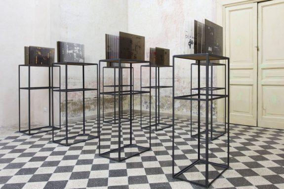 John Cage, Notwanting to sayanythingabout Marcel (1969), 2016, Casa Morra – Archivio d'Arte Contemporanea, Napoli, Foto Amedeo Benestante ©Fondazione Morra