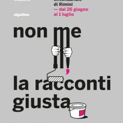 nonmelaraccontigiusta_Rimini_locandina600px