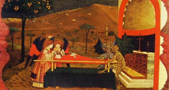 Miracolo dell'ostia profanata, Paolo Uccello