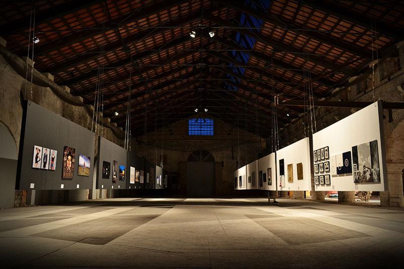 Mostra finalisti 11° Premio Arte Laguna all'Arsenale di Venezia